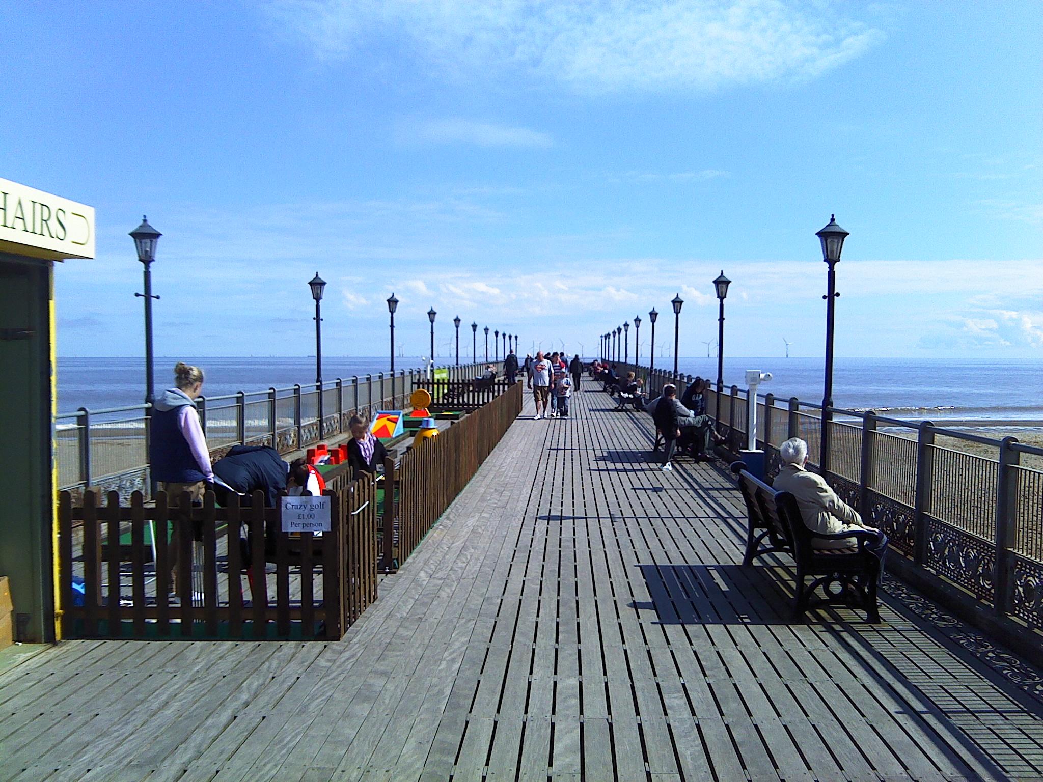 Skegness Pier