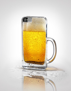 Bier iphone Bildbearbeitung