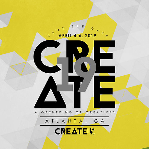 All Sessions - The Create Conference 2019