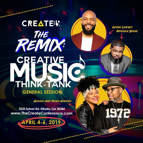 The ReMix: Creative Music ThinkTank