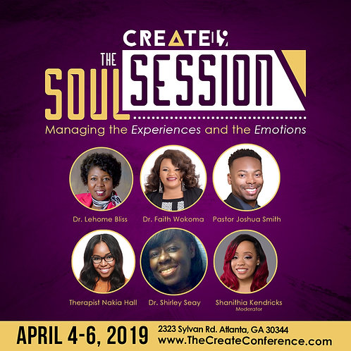 The Soul Session: Managing the EXPERIENCE and the EMOTIONS