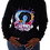 Thumbnail: 'Hair Like Magic' Graphic Tee - Black