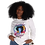 Thumbnail: 'Hair Like Magic' Graphic Tee - White