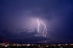 Lightning Vienna