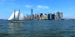 #Manhattan From Hudson River
