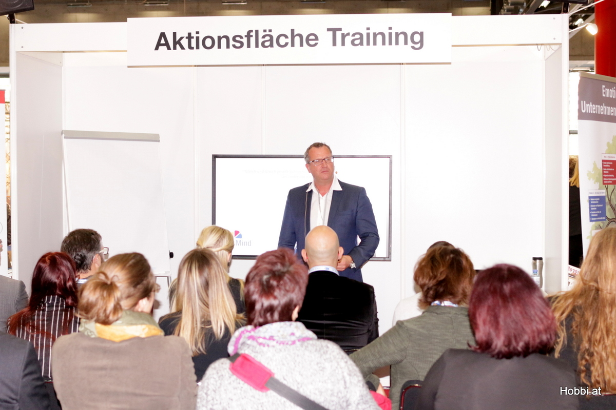 Aktionsfläche Training