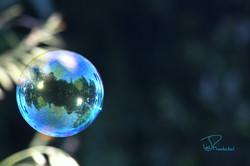 Bubble, Blue Planet