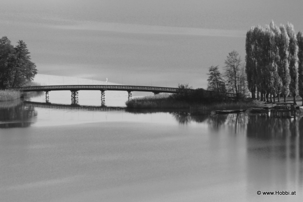 The Bridge B&W