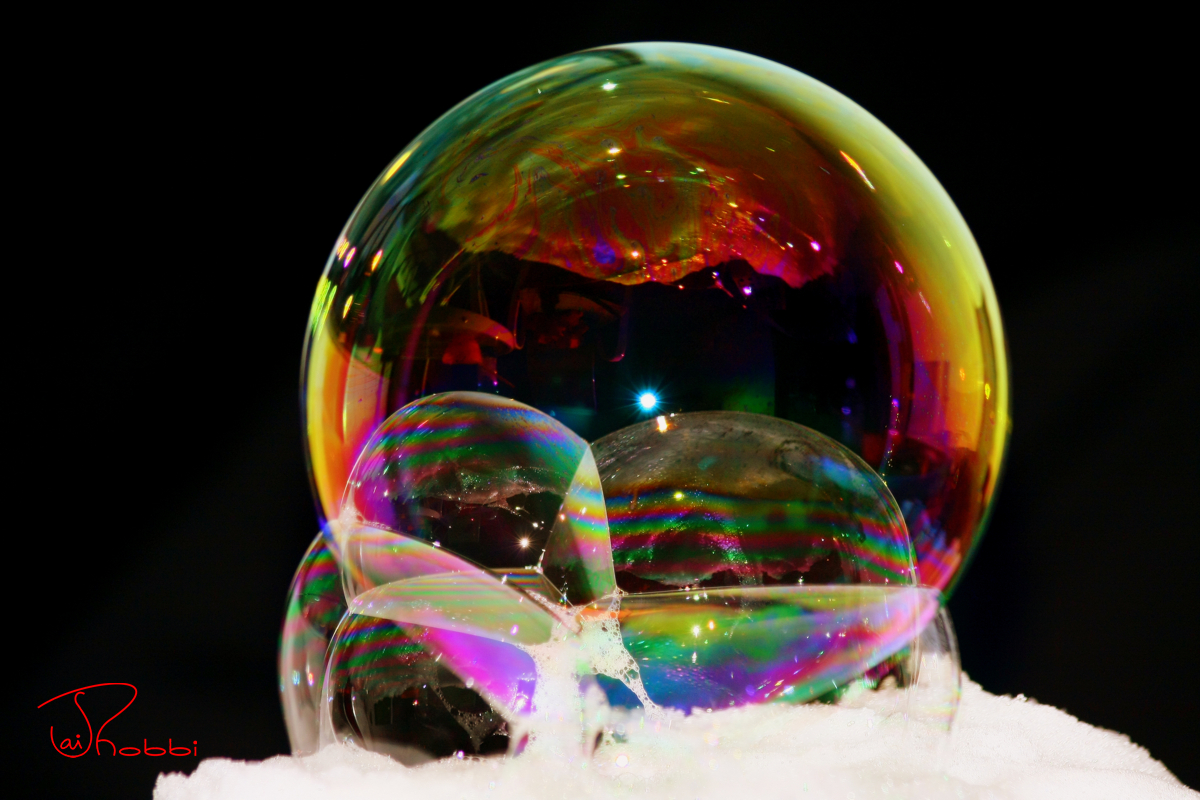 Bubbles-Dark