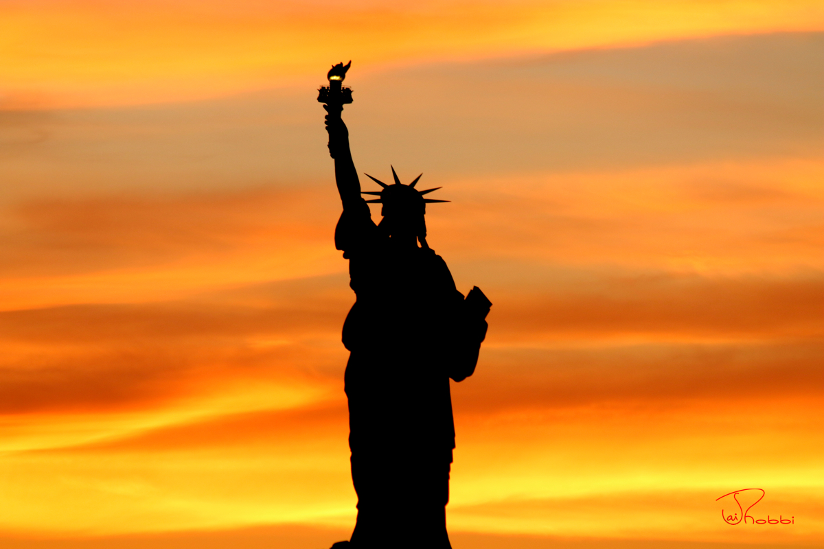 #Statue of Liberty