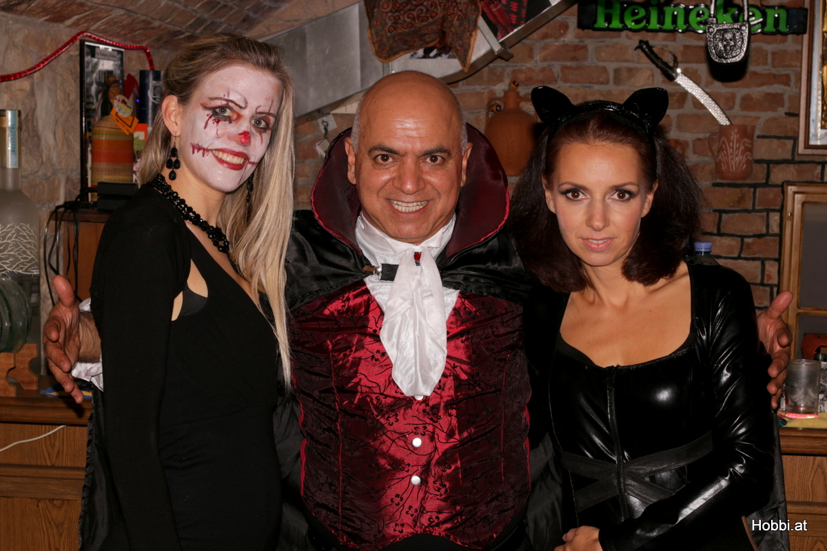 Scary Halloween Party