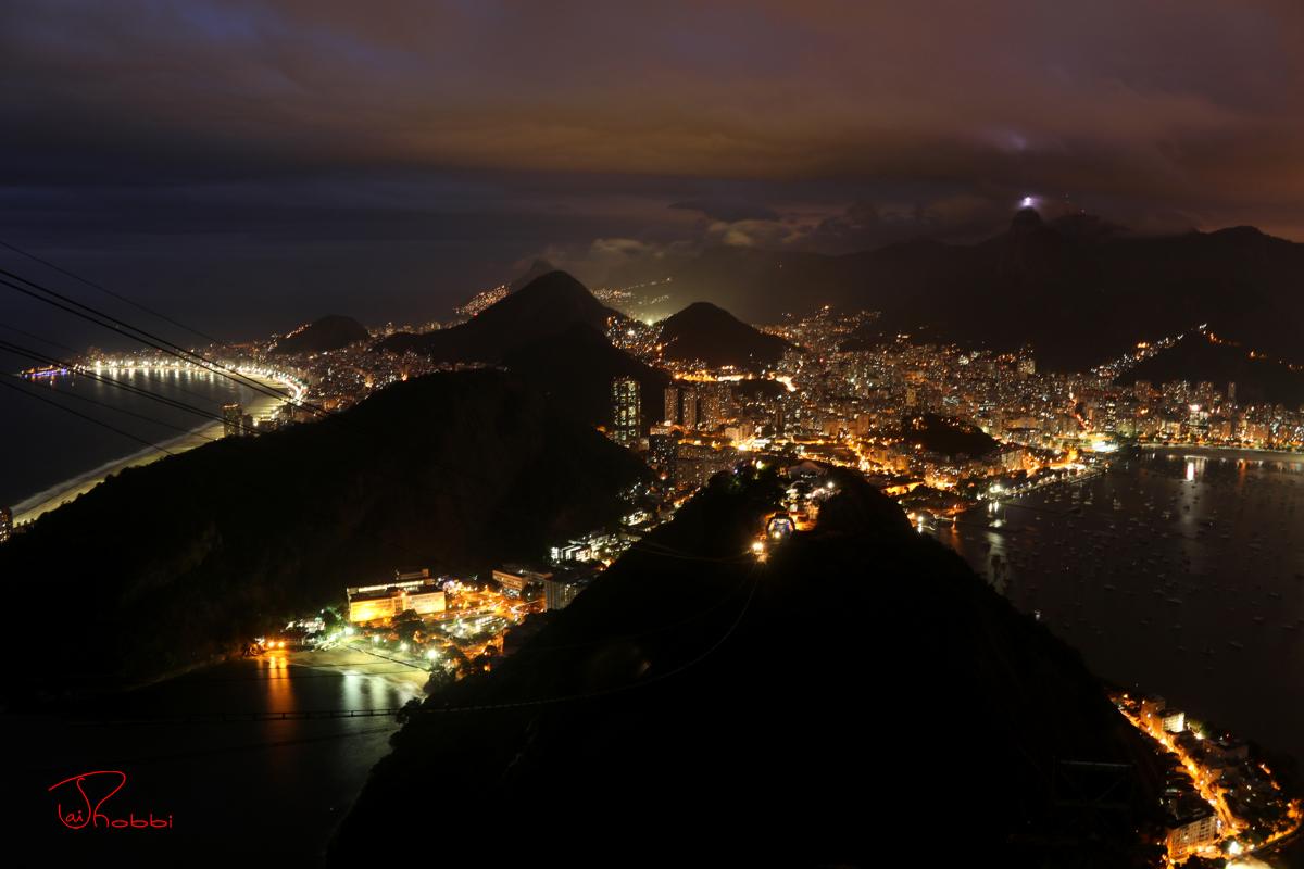 #Rio by Night