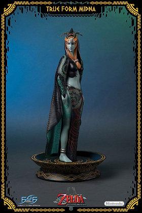 True Form Midna Statue (The Legend of Zelda: Twilight Princess)