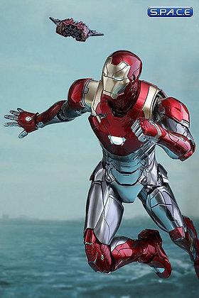 1/6 Scale Iron Man Mark XLVII MMS427D19 Diecast Series (Spider-Man: Homecoming)