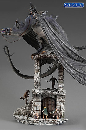1/20 Scale Fell Beast Demi Art Scale Diorama (Lord of the Rings) Iron Studios