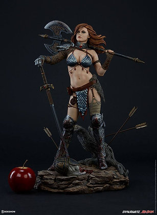 Red Sonja Queen of Scavengers Premium Format Figure (Red Sonja)
