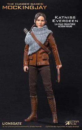 1/6 Katniss Everdeen Hunting (Die Tribute von Panem)