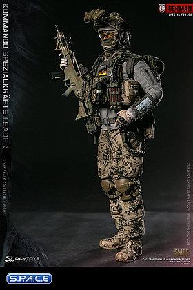 1/6 Scale Kommando Spezialkräfte Leader (KSK)