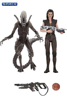 2er Komplettsatz: Aliens Series 14 (Alien: Resurrection)