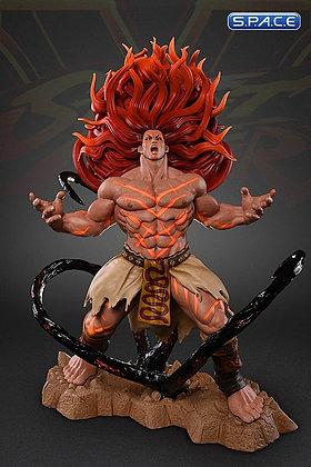 1/6 Scale Necalli Statue (Street Fighter V)