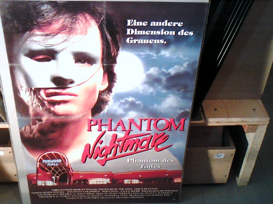 Phantome Nightmare Filmplakat