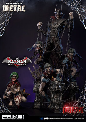 Batman Who Laughs Deluxe Statue (Dark Nights: Metal)