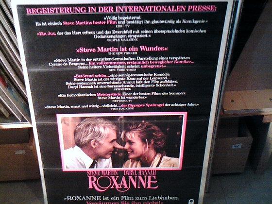 Roxanne filmplakat
