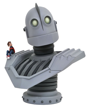 The Iron Giant - Legends in 3D Bust (The Iron Giant)
