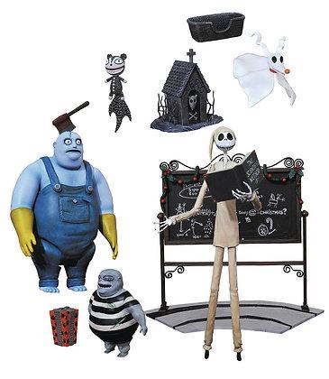3er Komplettsatz: Nightmare before Christmas Select Serie 4 (Nig