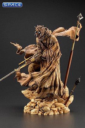 1/7 Scale Tusken Raider Barbaric Desert Tribe ARTFX Artist Series Statue