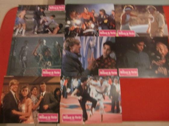 Karate Kid Fotosatz