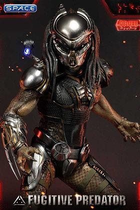 Fugitive Predator Statue Deluxe Version (The Predator)