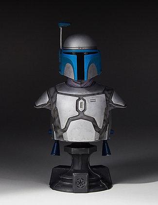 1/6 Scale Jango Fett Bust (Star Wars)