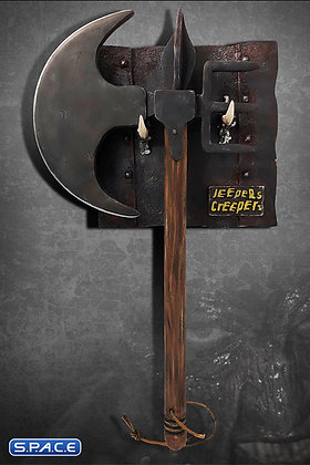 1:1 The Creeper's Battle Axe Life-Size Replica (Jeepers Creepers)