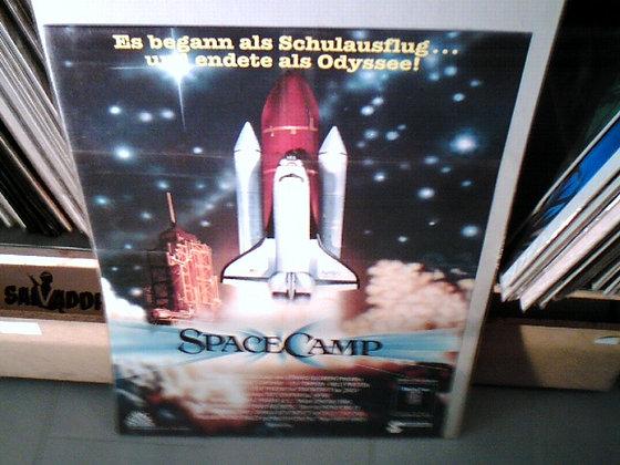 space camp filmplakat