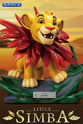 Little Simba Master Craft Statue (The Lion King)