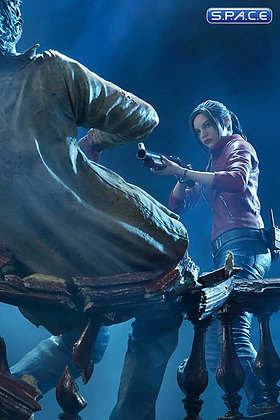 1/4 Scale Claire Redfield Ultimate Premium Masterline Statue (Resident Evil 2)