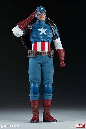 1/6 Scale Captain America (Marvel)