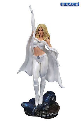 Emma Frost FCBD Exclusive Marvel Gallery PVC Statue (Marvel)