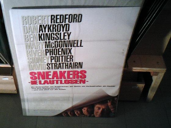 sneakers filmplakat