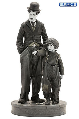 The Kid Statue