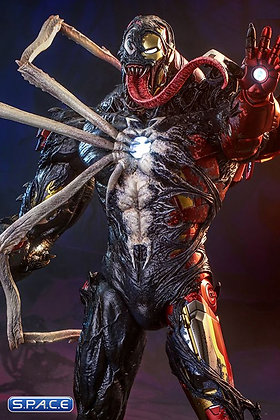 1/6 Scale Venomized Iron Man Artist Collection AC04 (Marvel's Spider-Man: Maximu