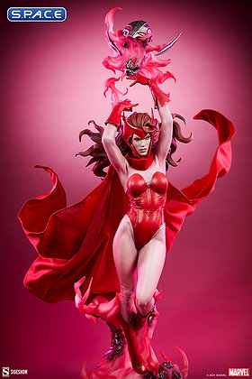 Scarlet Witch Premium Format Figure (Marvel)