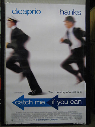 Catch me you if you can - Filmplakat