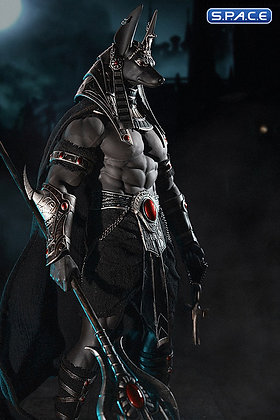 1/6 Scale Silver Anubis - Guardian of The Underworld
