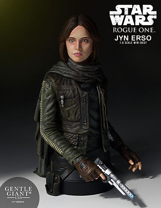 1/6 Scale Jyn Erso Seal Commander Bust (Rogue One: A Star Wars S