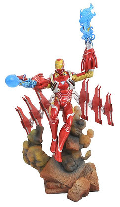 Iron Man MK50 from Avengers: Infinity War PVC Statue (Marvel Gallery)