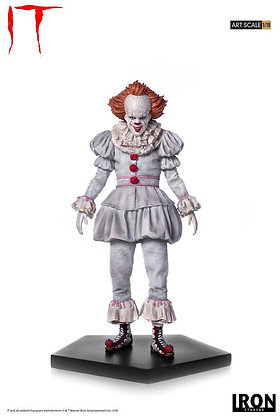 1/10 Scale 2017 Pennywise Statue (Stephen King's It)
