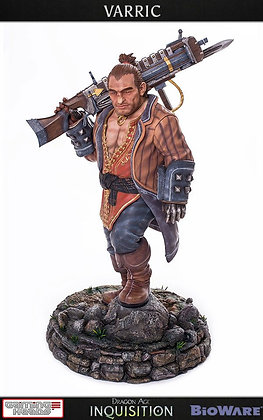 Varric Statue (Dragon Age - Inquisition)