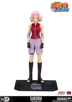 Sakura from Naruto Shippuden (Color Tops)